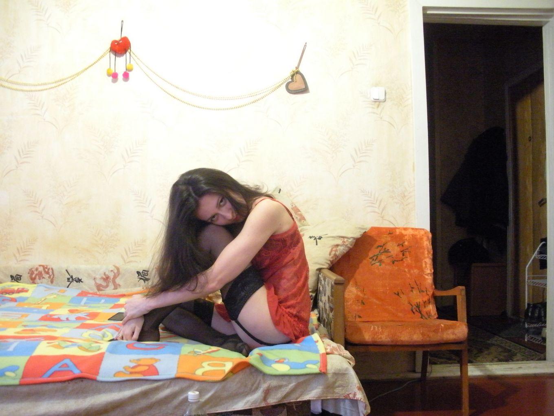 Голая чика из Украины