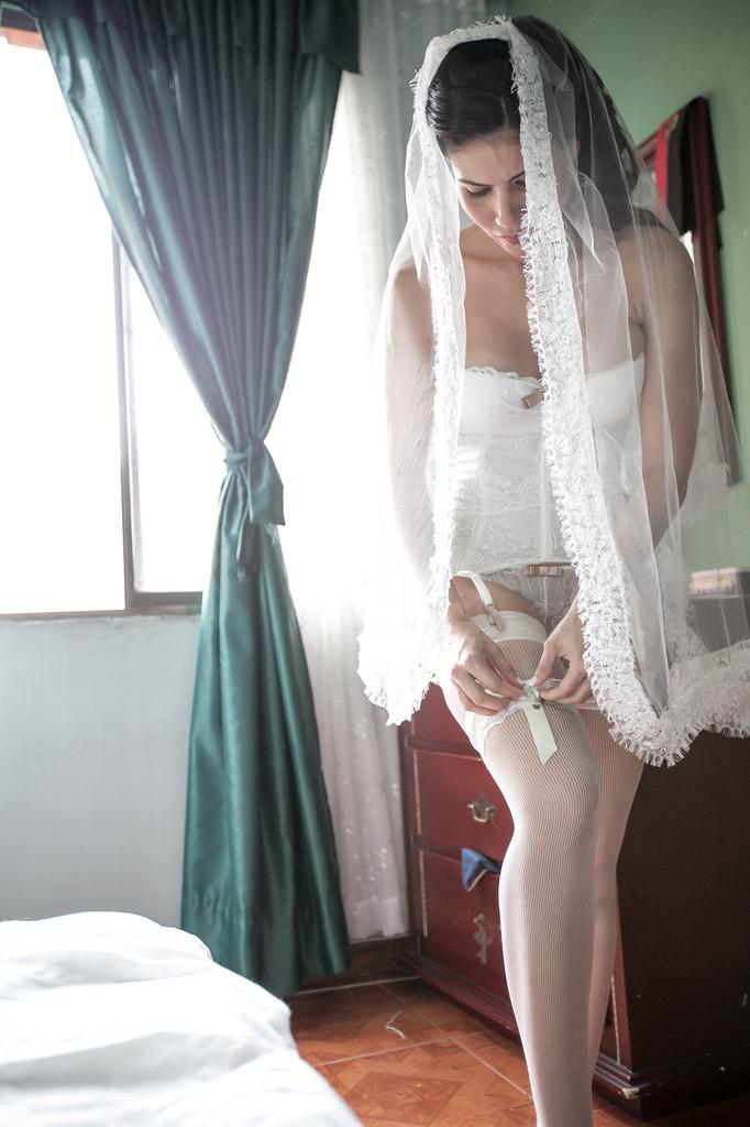 Засветы невест - подборка 009